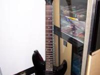 Very nice Schecter Diamond Series Electric Guitar.
