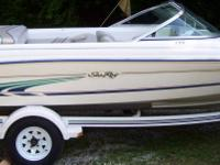 NICE SEA RAY 175 BOWRIDER SKI BOAT 18FT W/TRAILER