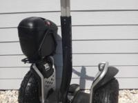 X2 All Terrain with VERY LOW MILES This Segway can be