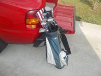 I have a good golf set most are wilsons 3-9 irons, 1