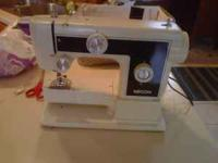 Nice condition Necchi - Sewing machine. Just been tuned