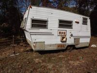 SINGLE AXLE CAMPER, BE A GOOD SHACK TO PULL ALONG WITH