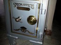 An affordable offer will be accepted. This safe was