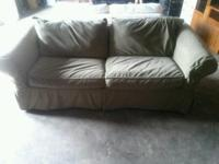 The sofa is in good condition you can take the covers