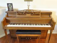 Moving to smaller home; need to sell Cable piano