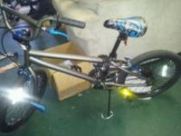 I have a nice mens sports bicycle bought it new at