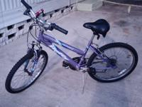 "For Sale: I have a 24"" Huffy StoneMountain 2 bicycle"