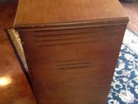 Great Leslie Speaker #710 for Hammond organ. 9 pin