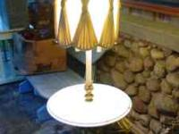 Hi Im selling this Vintage Floor lamp for my dad who is