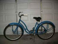 hi have very nice western flyer bicyle great