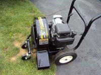 These work perfect. Easy to use. Yard Machines 5 HP