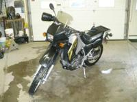 Well cared for and optioned 2006 Kawasaki KLR650 dual