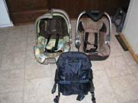 Lots of Baby stuff at very reasonable prices. Evenflo