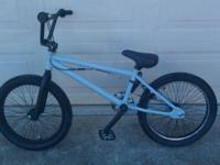 Hi i am selling this nice bmx bike it weights only