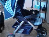 I have a nice Eddie Bauer Stroller, No stains, rips, or