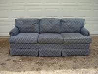 Here is a nice looking couch.will fit in any style or