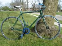Here's a nice fixed-gear/singlespeed bike that I need