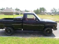 Nice little ford ranger for sale, you could use it as a