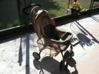 Nice baby stroller, (Graco) only used a few times.