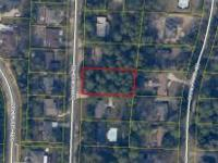 Nice, High And Dry Lot Just 2 Blocks From The Bay. Call