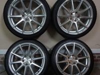 "Niche Wheels & 18"" Tires235/40 18""Pattern 5 Lugs 114.3"
