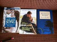 Dear John The Last Song The Lucky One Asking $5 a piece