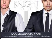 Premium VIP tickets to Nick & Knight show on Oct.