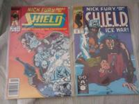 Today we have for you aNick Fury Agent of Shield #6 &