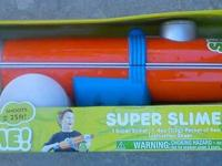 NICKELODEON * SUPER SLIMER * INCLUDES 4 oz of genuine