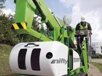 NIFTYLIFT TD34TN FOR SALE! The NiftyLift TD34TN has a