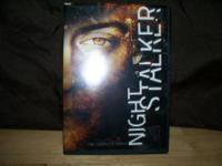 Night Stalker Complete TV Series  $10.00 cash only Call