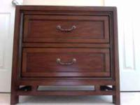 BRAND NEW all wood! Could be used for a nightstand or