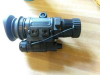 I have an atn nvm14-3a night vision monocular that I do