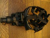 ARMASIGHT Nyx7 Gen 2+ ID Night Vision Goggles with