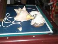 10.00 Ea for the eagle and seashell lights 15.00 for