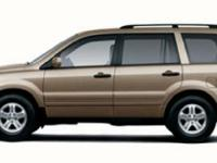 Description Make: Honda Model: Pilot Mileage: 97,546
