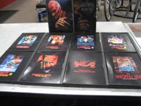 We are selling The Nightmare on Elm Street box set on