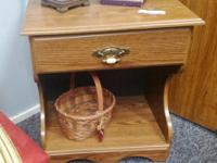 We have a nightstand for sale $35   Lewisburg Home
