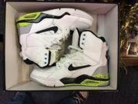 oClose To New Size 10.5 Nike Air Command Force Sneakers