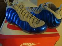 DeadStock Nike air Foamposites for salesize 9.5Asking
