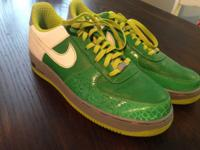 Nike Air Force 1 - '82 Special Edition (size 13) like