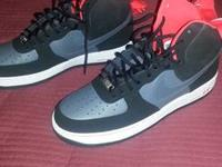 I have two pairs of Nike Air Force One's for sale. Both