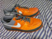 Nike Air Force XXV AF1 shoes size 14 like new condition