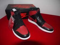 AIR JORDAN1 RETRO HIGH OGBREDSKU: 555088-023SIZE: 9.5