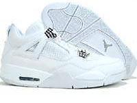 Nike Air Jordan Retro 4 White Size-8.5 We also have