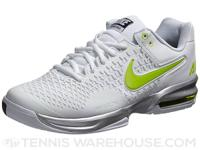 hot sale online 4f278 a9f7c ... Nike Air Max Cage Mens Tennis shoes sz 8.5 Fits 9 BRAND.