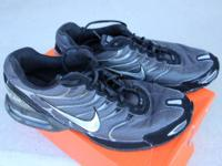 Used men's running shoes, Nike Air Max Torch 4, size