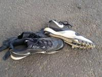 Nike baseball cleats size 13  Metal cleats, great shape
