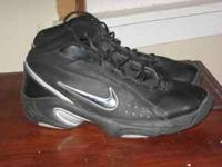 Nike basketball shoes size 14 only worn a couple