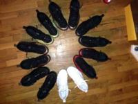 All 10 condition sizes 8.5 -9This ad was posted with